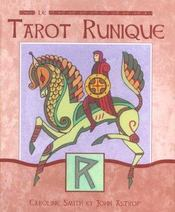 Tarot Runique - Intérieur - Format classique