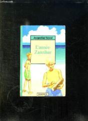 L'annee zanzibar - Couverture - Format classique