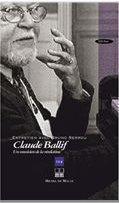 Claude Ballif + Dvdrom - Couverture - Format classique