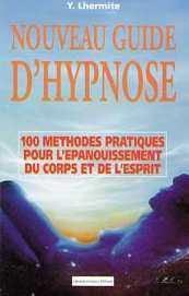 Nouveau guide d'hypnose - Couverture - Format classique
