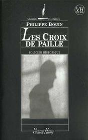 Croix De Paille - Intérieur - Format classique