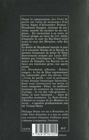 Croix De Paille - 4ème de couverture - Format classique