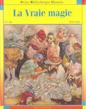 La Vraie Magie - Intérieur - Format classique