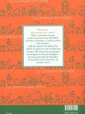 Histoires De Fruits Et Legumes - 4ème de couverture - Format classique