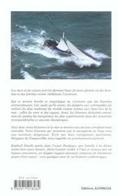 Skippers de l'impossible - 4ème de couverture - Format classique