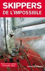 Skippers de l'impossible - Couverture - Format classique