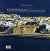 La tunisie vue du ciel - 4ème de couverture - Format classique