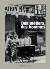 Metiers Et Des Hommes - Couverture - Format classique