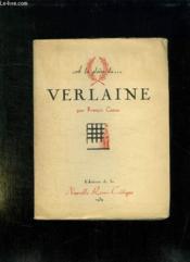 A La Gloire De Verlaine. - Couverture - Format classique