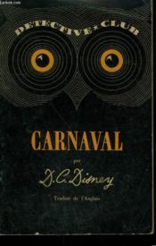 Carnaval. Collection Detective Club N° 27 - Couverture - Format classique