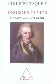 Georges Cuvier - Intérieur - Format classique