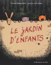 Le Jardin D'Enfants - Intérieur - Format classique