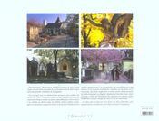 Cimetieres Parisiens - 4ème de couverture - Format classique