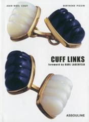 Cuff links - Couverture - Format classique