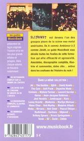 Slipknot. De A A Z - 4ème de couverture - Format classique