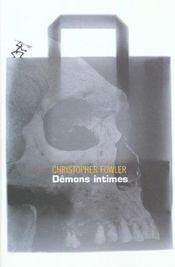 Demons Intimes - Intérieur - Format classique