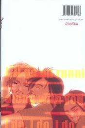 S t.1 - 4ème de couverture - Format classique