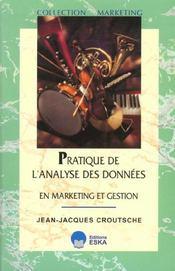 Pratique De L'Analyse Des Donnees - Intérieur - Format classique