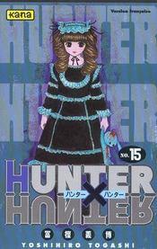 Hunter X Hunter T15 - Intérieur - Format classique