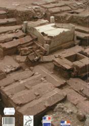 Carte Archeologique De La Gaule T.13/3 ; Marseille Et Ses Alentours - 4ème de couverture - Format classique
