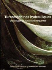 Turbomach Hydrauliques - Couverture - Format classique