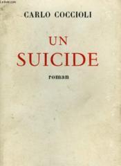 Un Suicide. - Couverture - Format classique