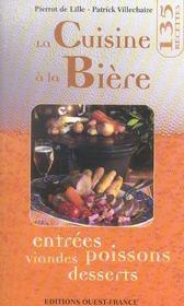 La Cuisine A La Biere - Intérieur - Format classique