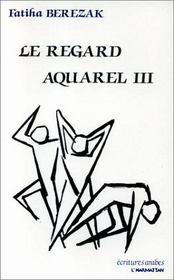 Le regard aquarel 3 - Intérieur - Format classique