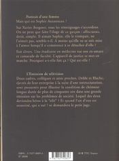 Theatre Complet -6- Portrait D'Une Femme, L'Emission De Television - 4ème de couverture - Format classique