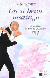 Un Si Beau Mariage - Intérieur - Format classique