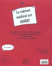 Docteur canard - 4ème de couverture - Format classique