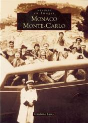 Monaco Monte-Carlo - Couverture - Format classique