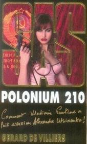 SAS t.210 ; polonium 210 - Couverture - Format classique