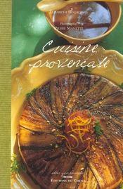 Cuisine provencale - Intérieur - Format classique