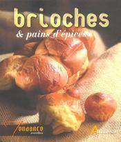 Brioches Pains D Epices - Intérieur - Format classique
