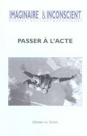Passer a l'acte - Intérieur - Format classique