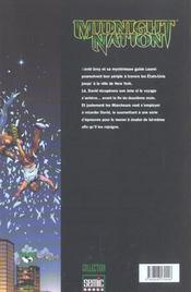 Midnight Nation T.2 - 4ème de couverture - Format classique