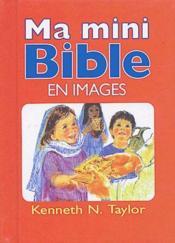 Ma mini-bible en images - Couverture - Format classique