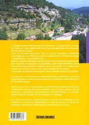 Prehistoire En Perigord/Connaitre - 4ème de couverture - Format classique