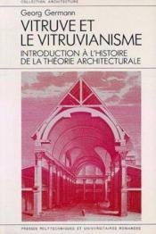 Vitruve Et Le Vitruvianis - Couverture - Format classique