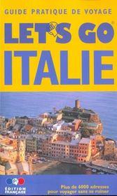 Lets Go ; Italie - Intérieur - Format classique