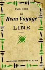 Le Beau Voyage De Line. - Couverture - Format classique