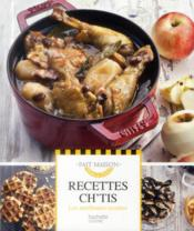 Recettes Ch'tis - Couverture - Format classique