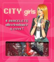 Vente  City girls ; coffret  - Collectif