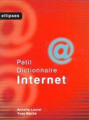 Petit Dictionnaire Internet - Intérieur - Format classique