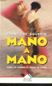 Mano A Mano - Couverture - Format classique
