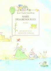 Marie Des Grenouilles - Intérieur - Format classique