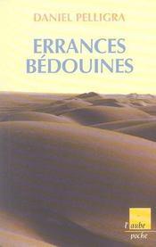 Errances Bedouines - Intérieur - Format classique