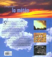 Comprendre La Meteo - 4ème de couverture - Format classique