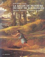 La leçon de peinture du duc de Bourgogne - Intérieur - Format classique